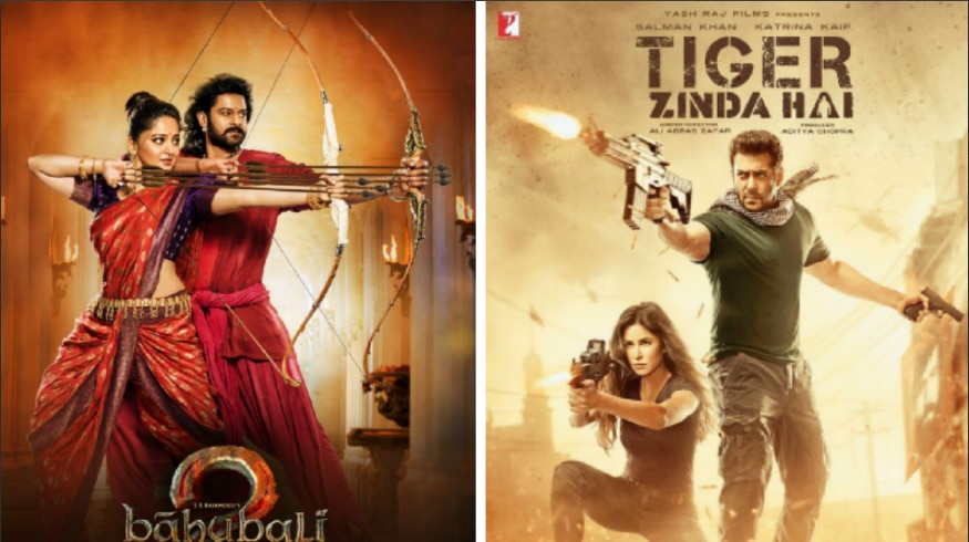 Tiger Zinda Hai Movie Song: After Baahubali 2, Salman Khan's 'Tiger Zinda Hai' Becomes