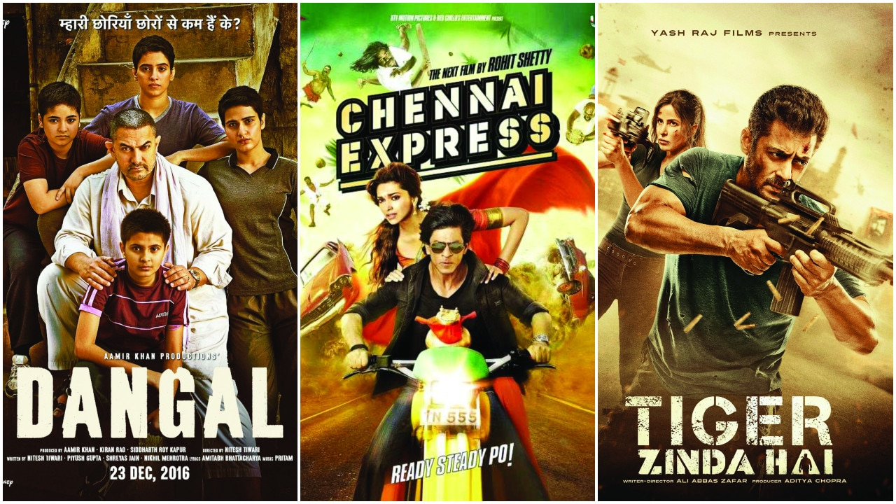 For the first time in 30 years, someone else has stolen Shah Rukh, Salman and Aamir Khan's thunder!