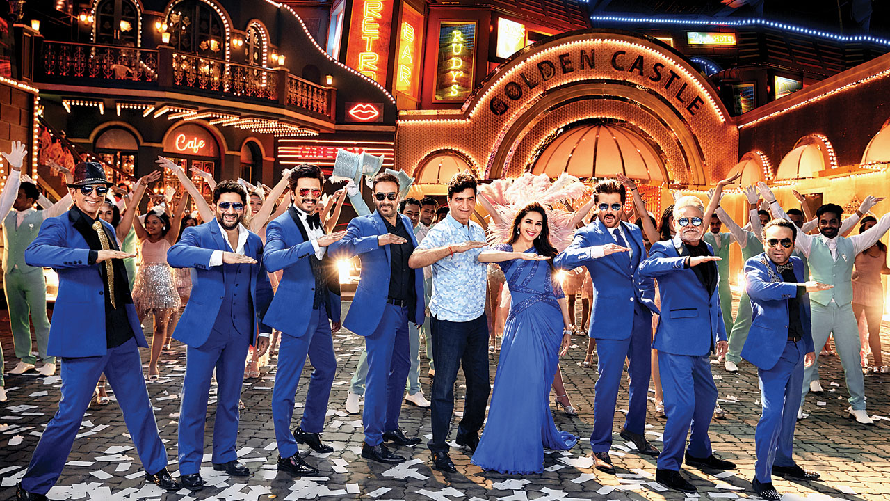 'Total Dhamaal wouldn't have been possible without Ajay Devgn': Indra Kumar