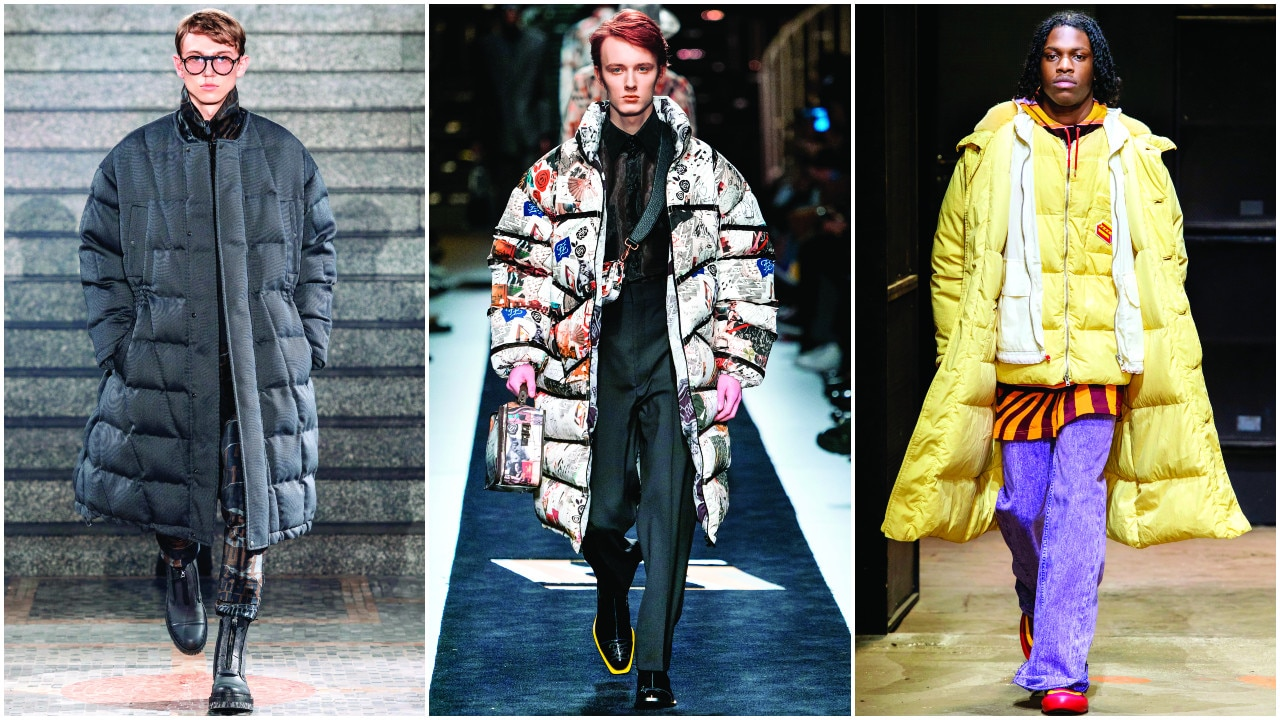 B-Town's love for the puffer jacket