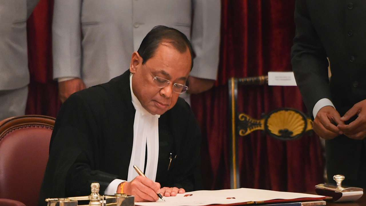 SC In-house Committee Gives Clean Chit To CJI Over Sexual