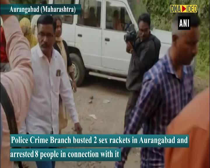 Police busts 2 sex rackets in Aurangabad, 4 women rescued