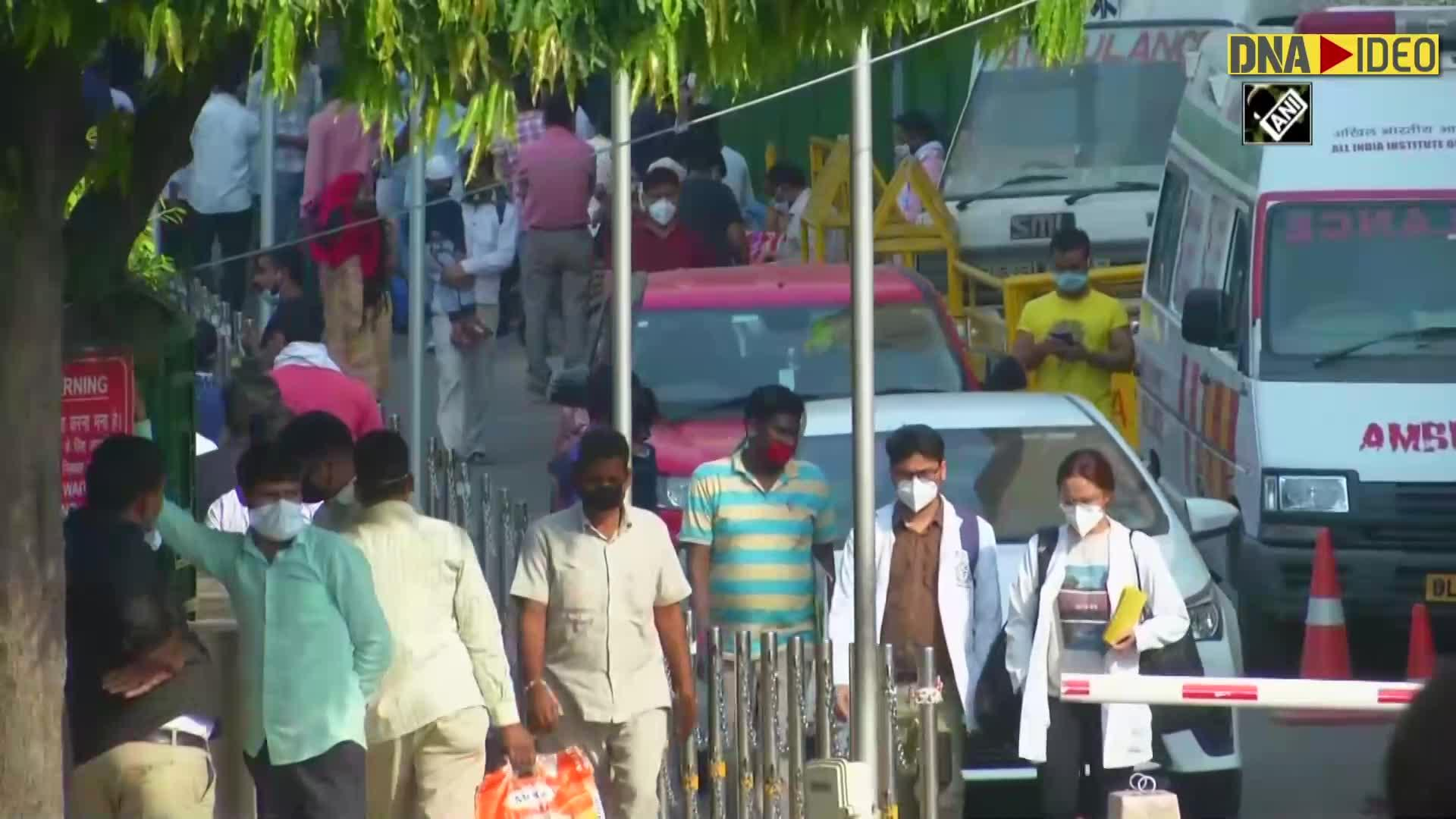 India records lowest 24 hour spike in last 3 months, daily death toll below 500 - DNA India