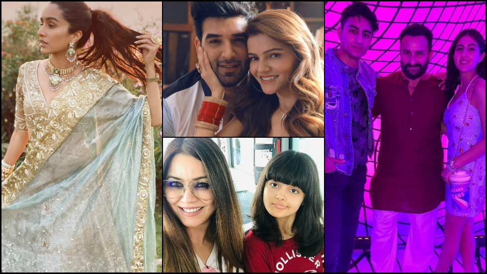 Photos of the Day: Rubina Dilaik-Paras Chhabra team up for music video, Mahima Chaudhry shares rare selfie with daughter