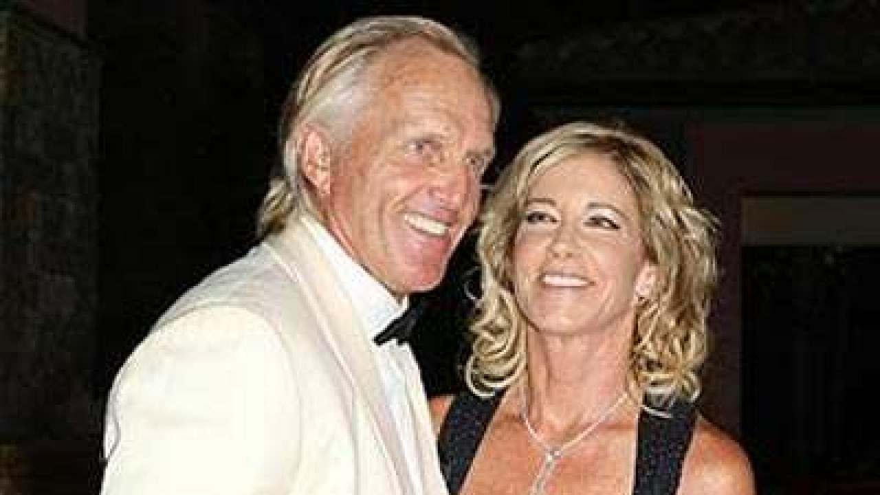Golfer Greg Norman S Sister Calls His Ex Wife Chris Evert Dominating