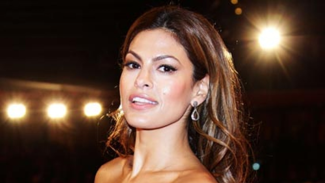 Nude Photos Of Eva Mendes Go Missing-8948
