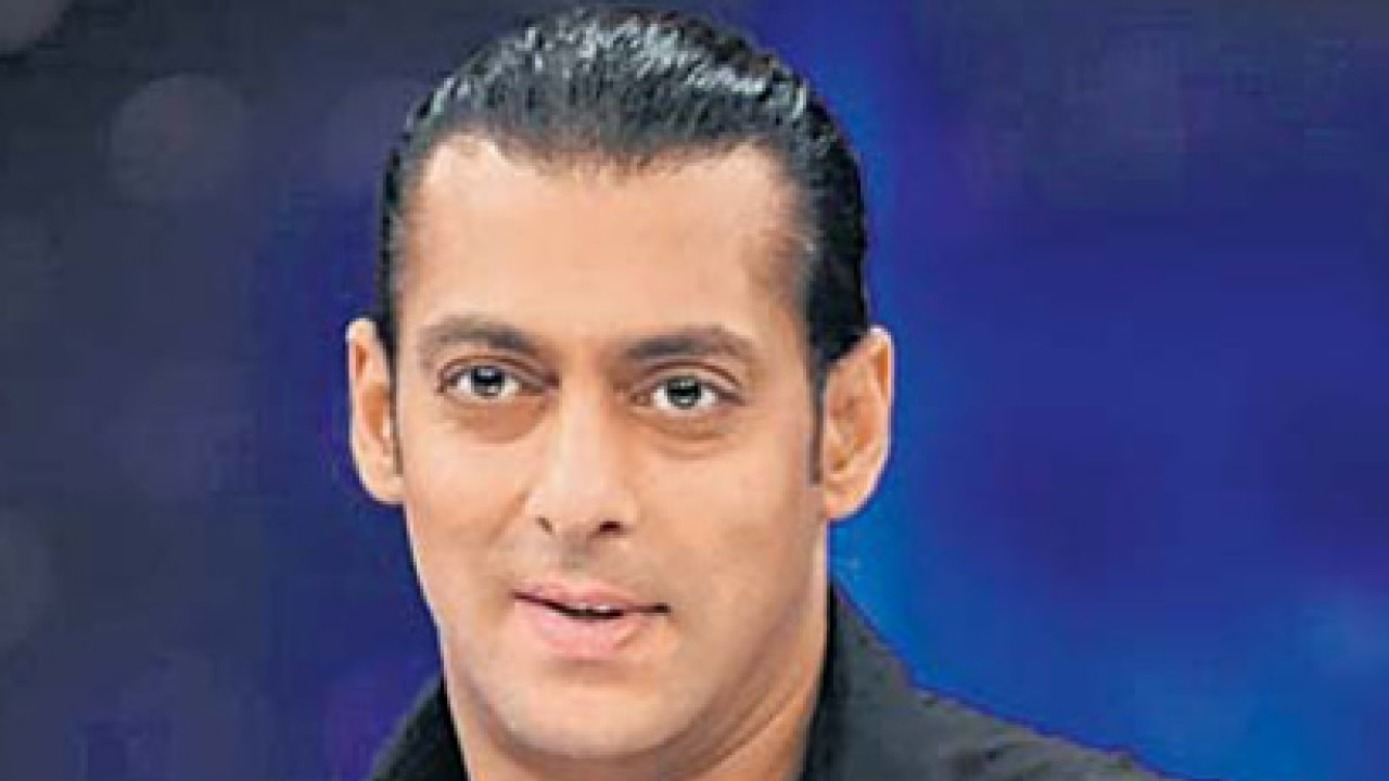 South 'simbly' lucky with Salman Khan