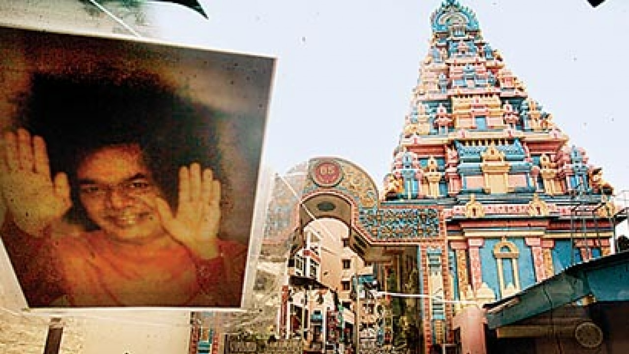 A sceptic in miracle town of 'Sathya' Sai Baba