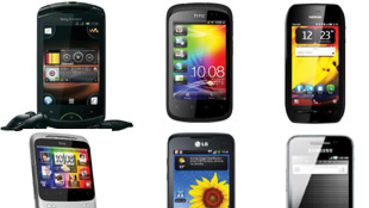 Six Best Smart Phones Under Rs15000 Nokia 603 2gb Black
