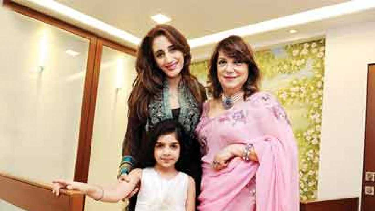 Farah Khan Ali Has A Family With Fashion In Their Dna
