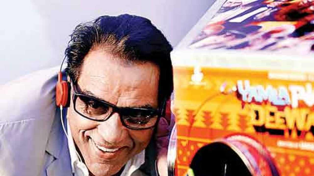 Dharmendra brings back the bioscope