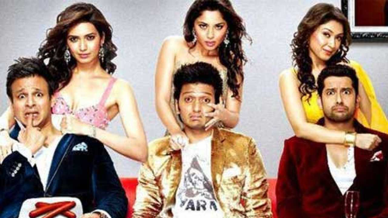 Film Review Go For Grand Masti If You Are In The Mood For Some