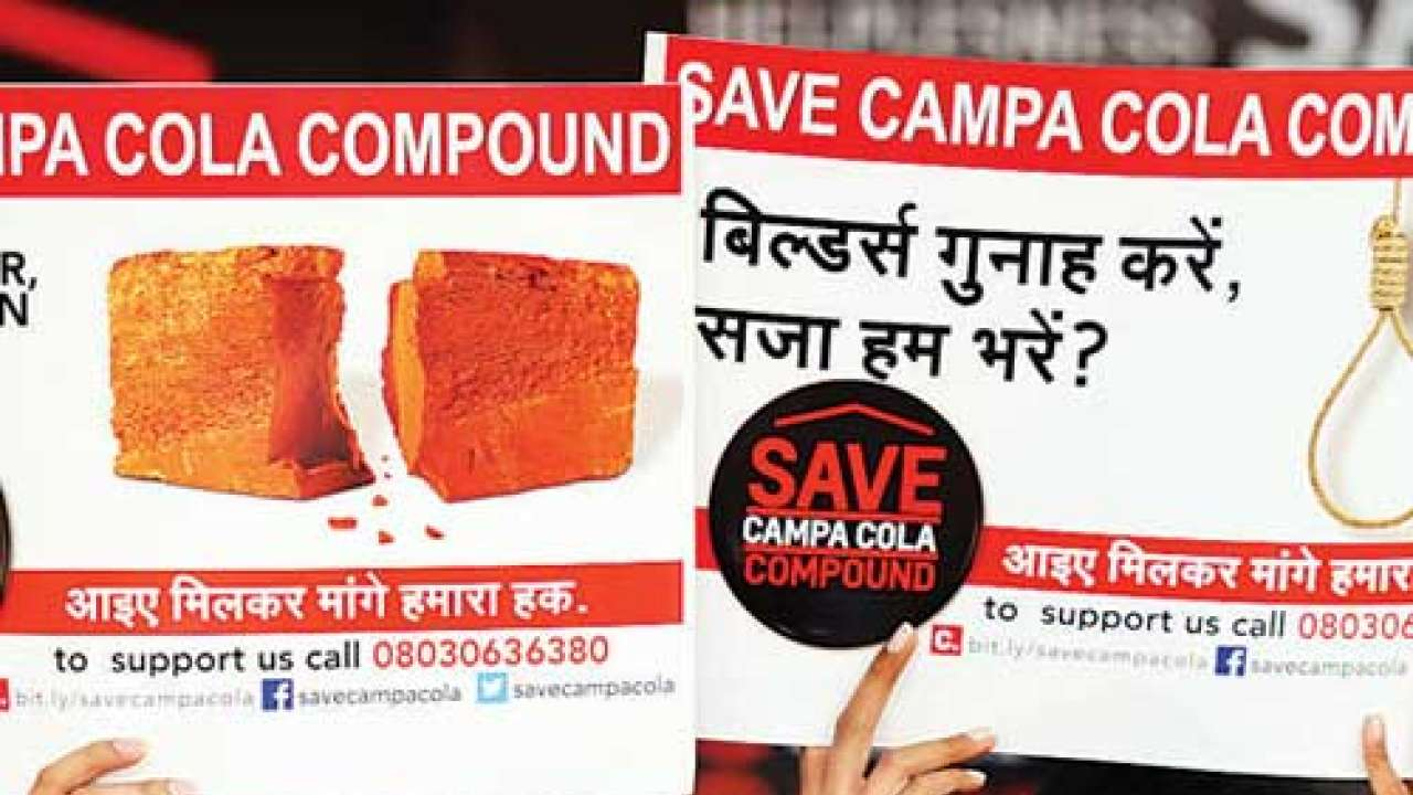 Do Or Die Battle For Campa Cola Residents