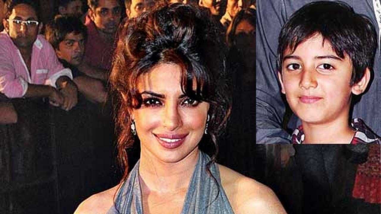 Priyanka Chopra Is Encouraging Her Friend Shrishti Behls -9761