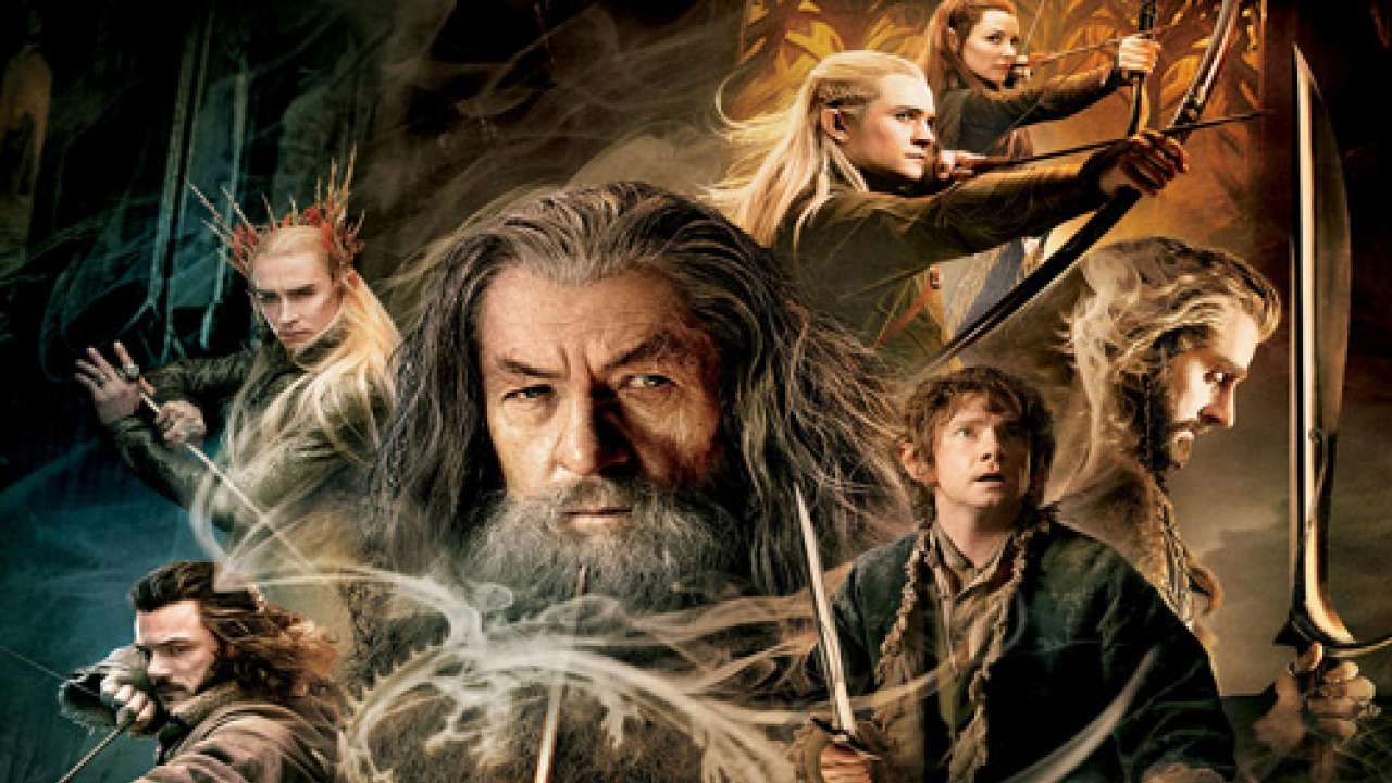 Movies This Week The Hobbit The Desolation Of Smaug Oldboy