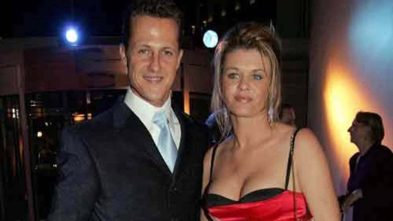 The wife of Michael Schumacher sold his plane 05/12/2015 90