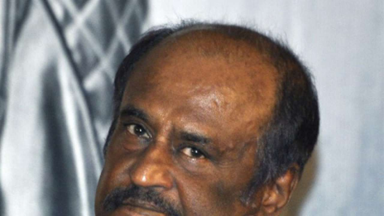 Rajnikanth faced awkward moments while shooting romantic ...