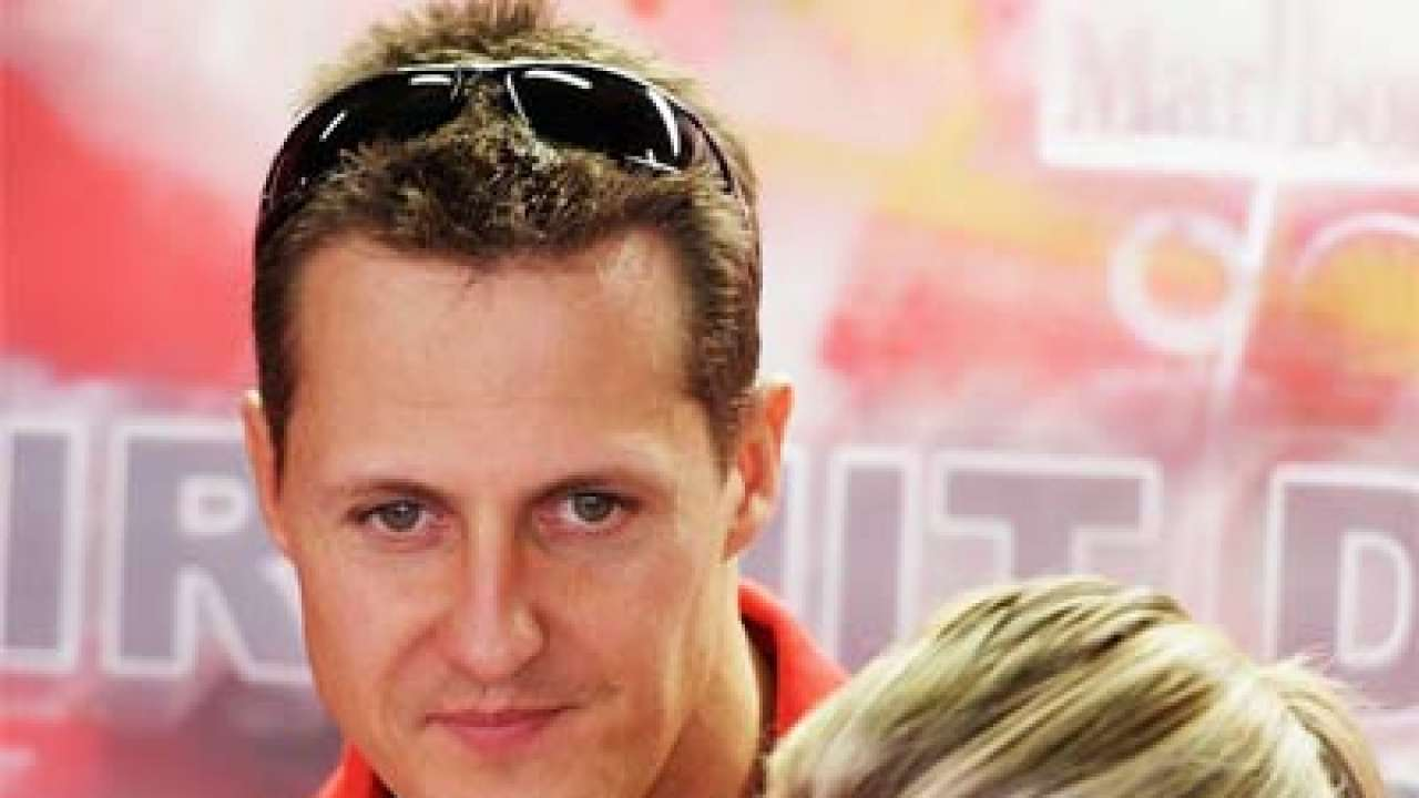 Personal life of Michael Schumacher and favorite hobbies 40