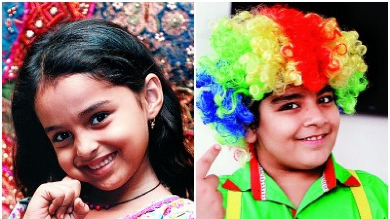 Children's Day special: Child actors Spandan Chaturvedi