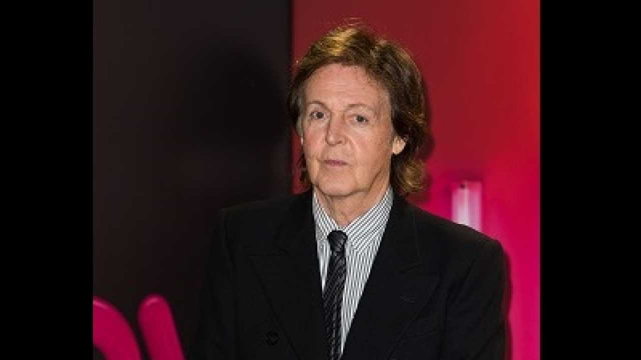 Paul McCartney calls music courses on 'The Beatles' ridiculous but flattering