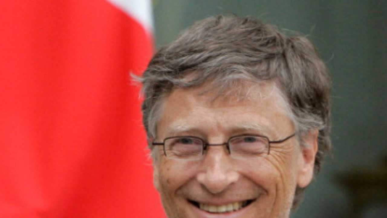 Bill Gates envisions a future with `world-class education