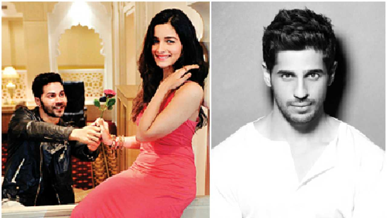 Alia Bhatt and Varun Dhawan bond again, should Sidharth ...