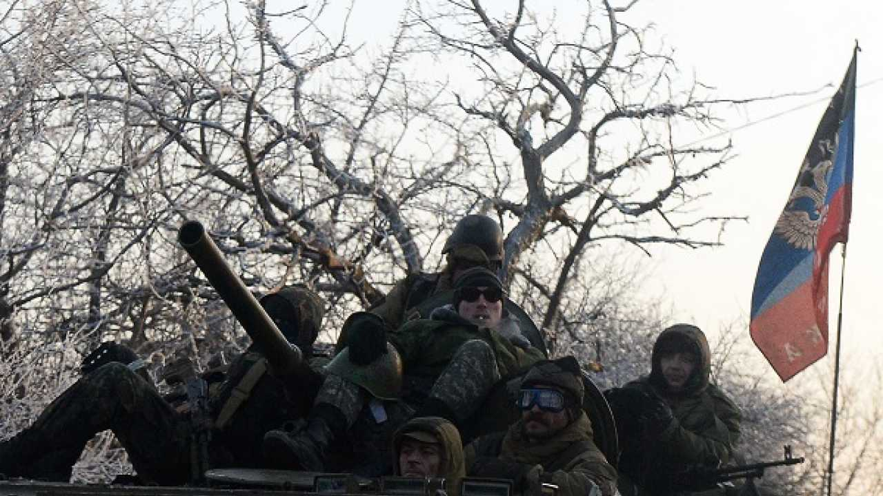 Debaltseve: a selection of sites