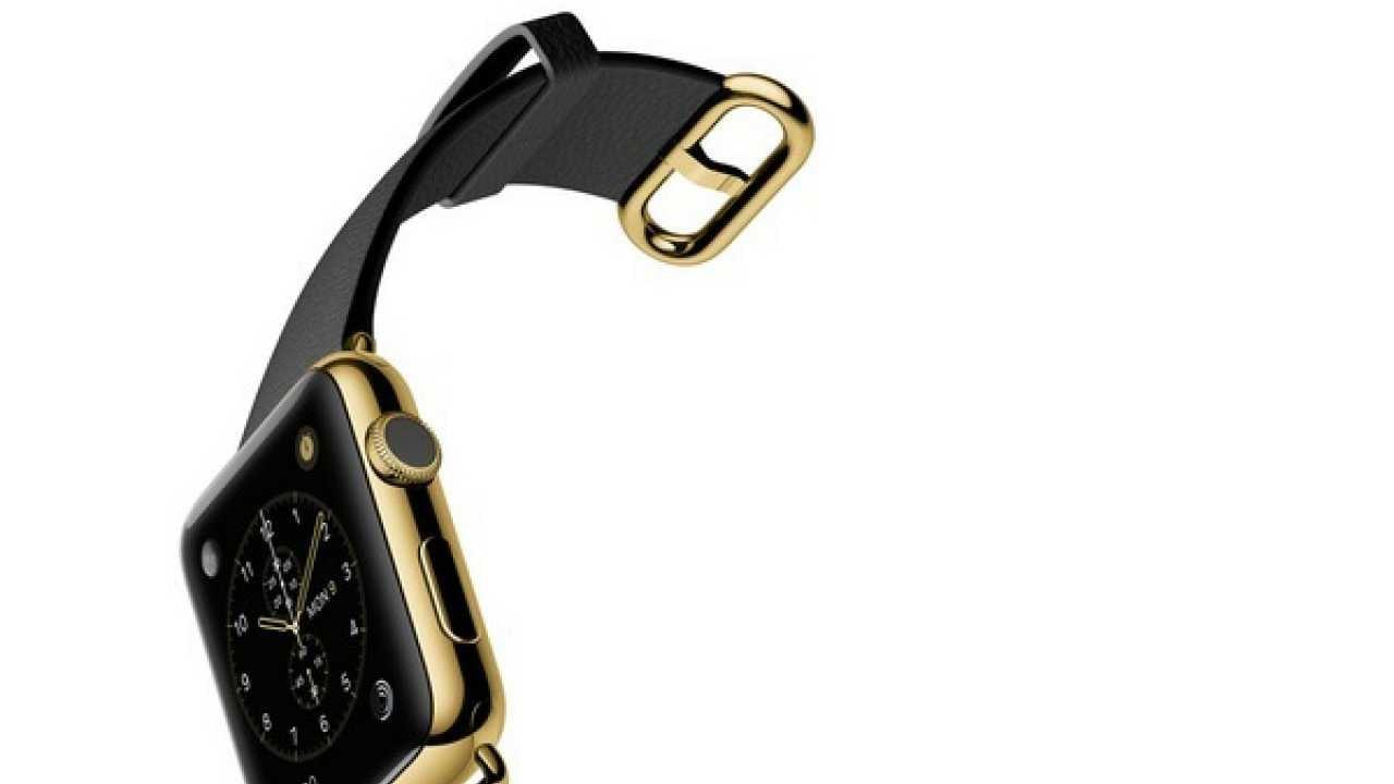 e37cd8940 Apple Watch debuts for US $10,000 alongside a lighter-than-air MacBook