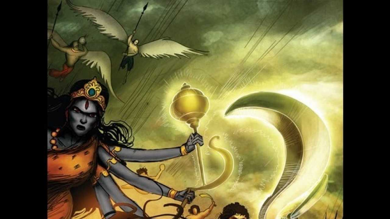 'We need to invest more in India's comic book industry'