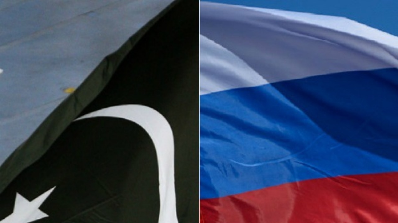 Pakistan, Russia to hold first-ever joint military exercises