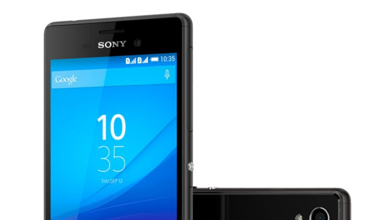 First Impressions The Dust And Waterproof Sony Xperia M4 Aqua