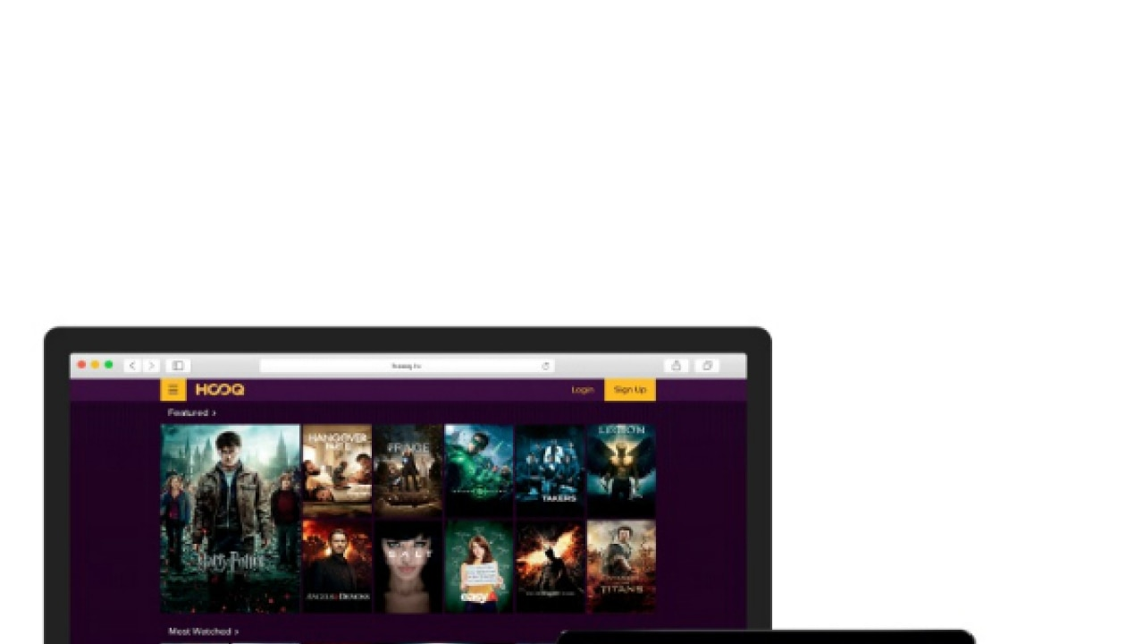 Movie streaming service HOOQ launches in India for Rs 199 a