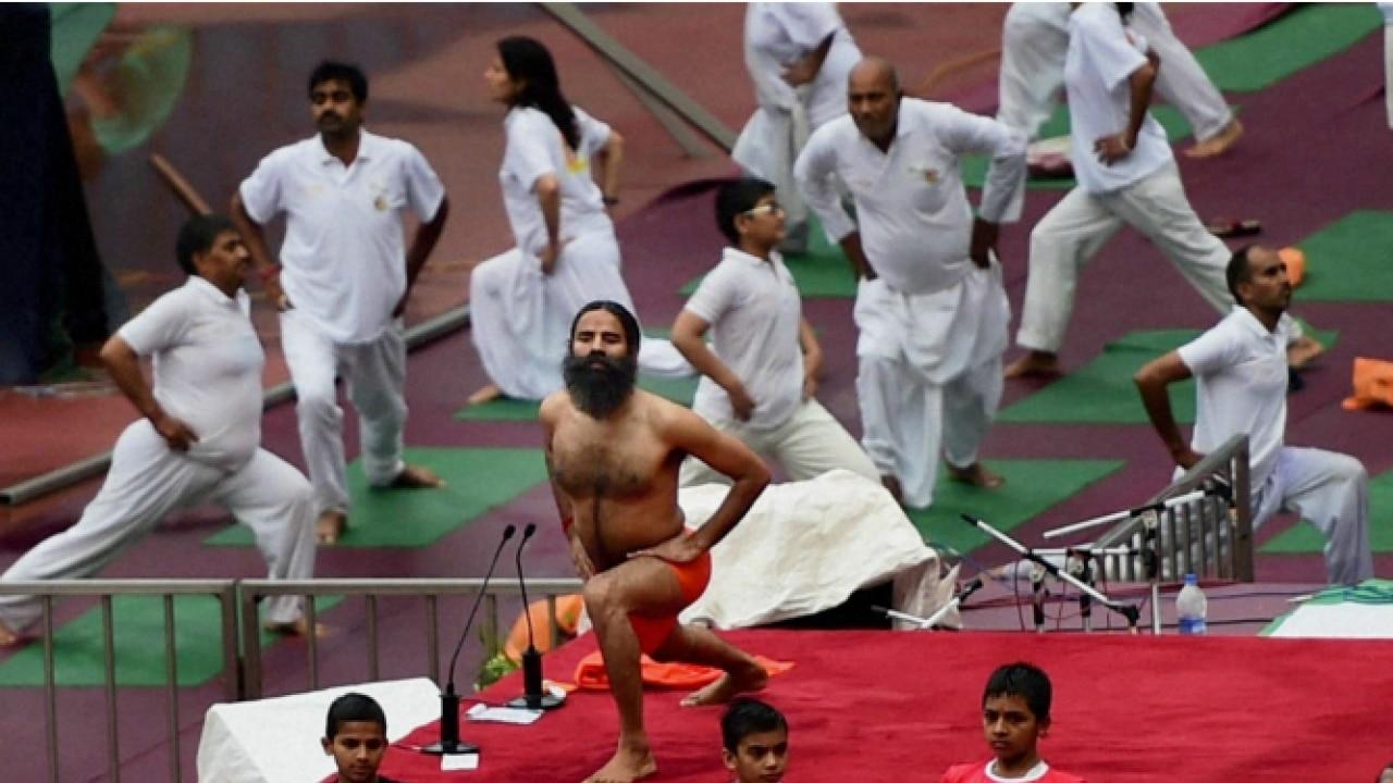 International Yoga Day: Ramdev to organise two-day training