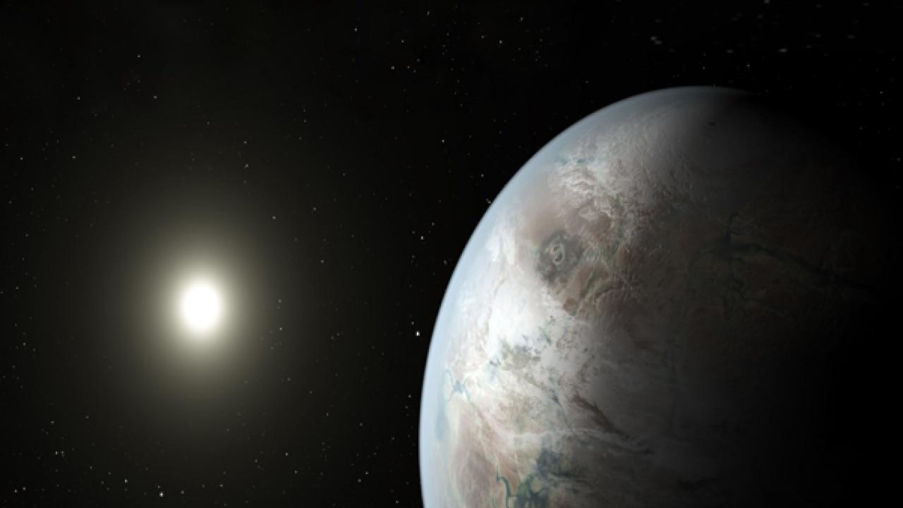 New Earth-like planet 'Kepler-452b' discovered: NASA
