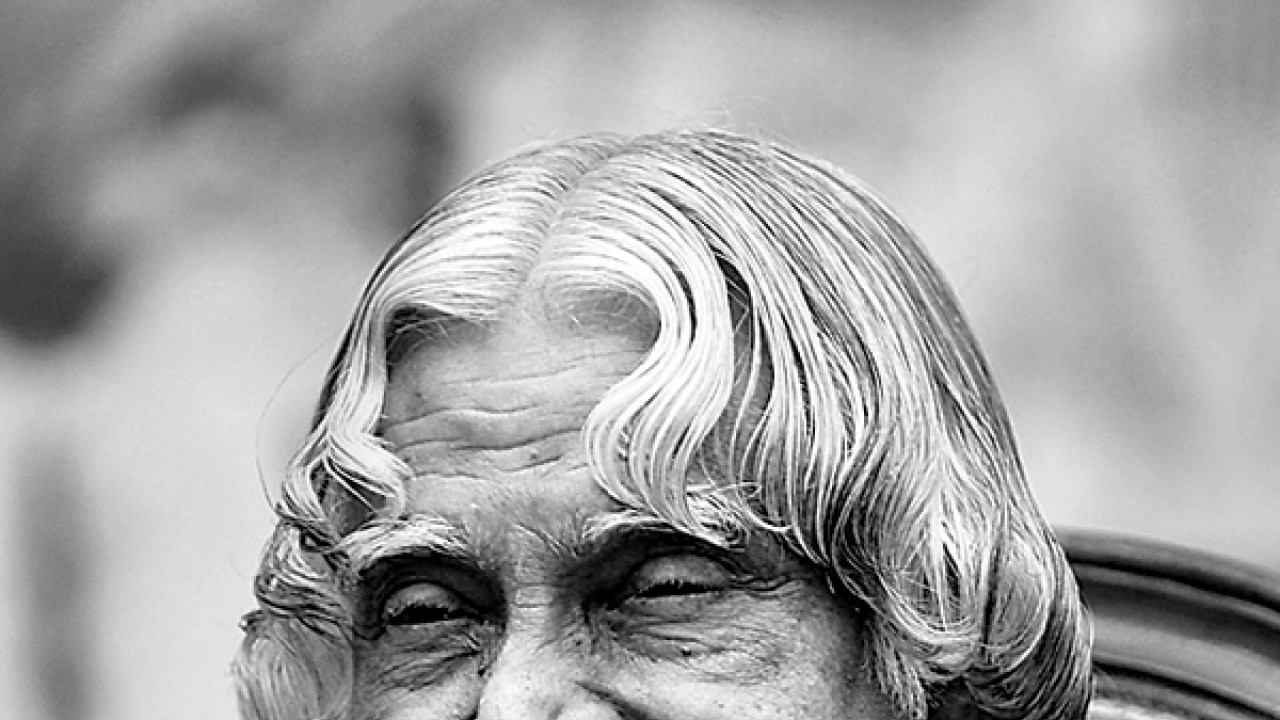 Missile man abdul kalam no more