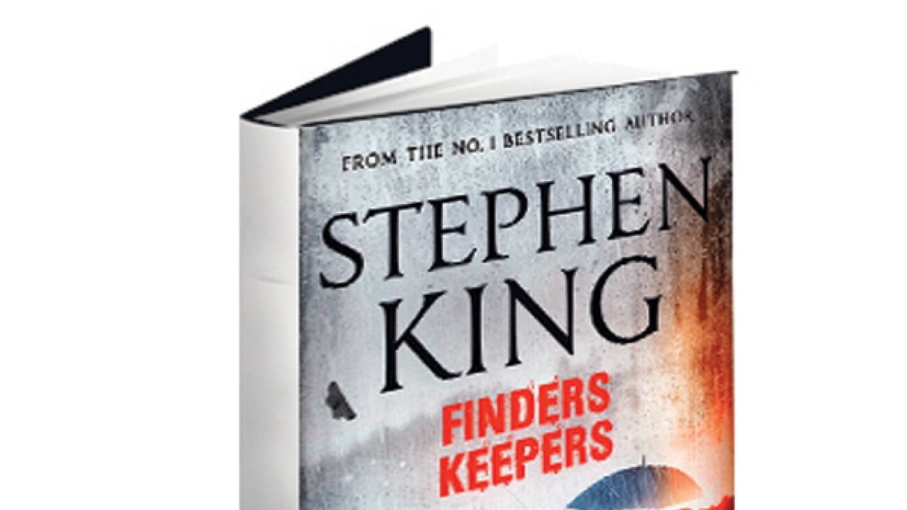 Book Review: Stephen King's 'Finders Keepers'