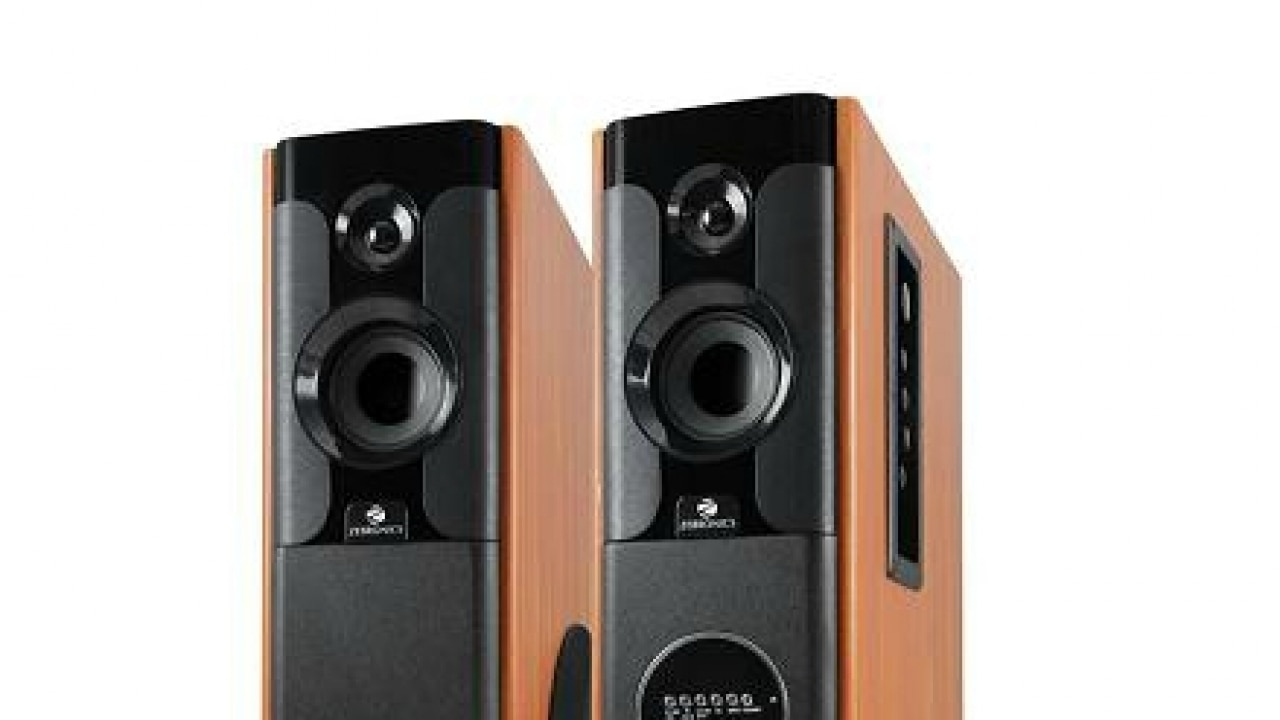 Zebronics Launches New Zeb Btm7450rucf Tower Speakers