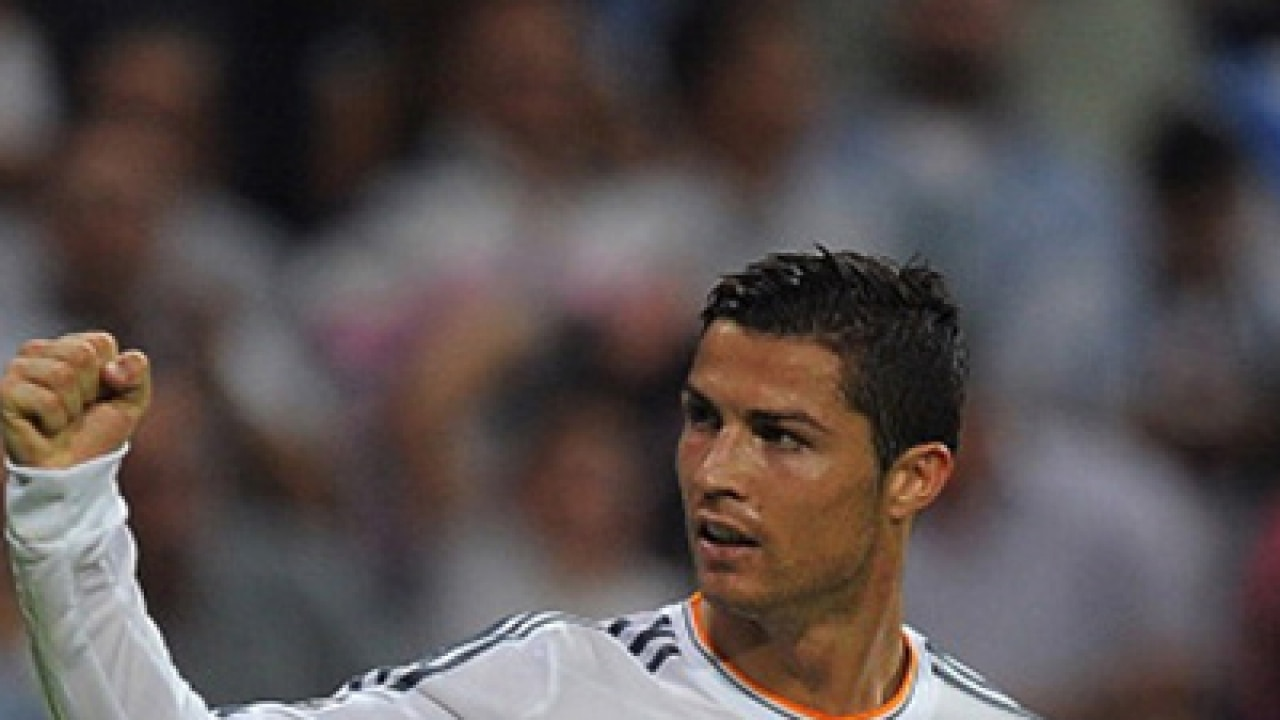 Watch The Trailer Of Cristiano Ronaldos New Docu Film Will Blow