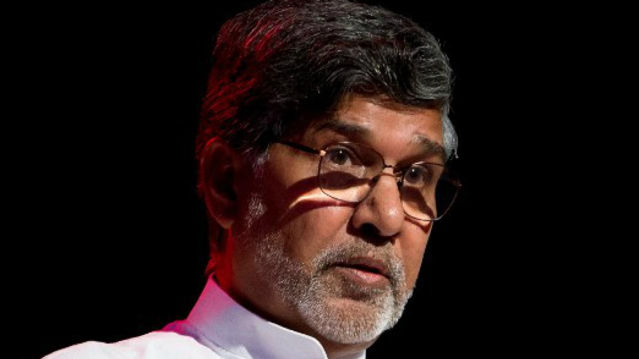 Nobel laureate Kailash Satyarthi selected for Harvard Humanitarian of the Year Award