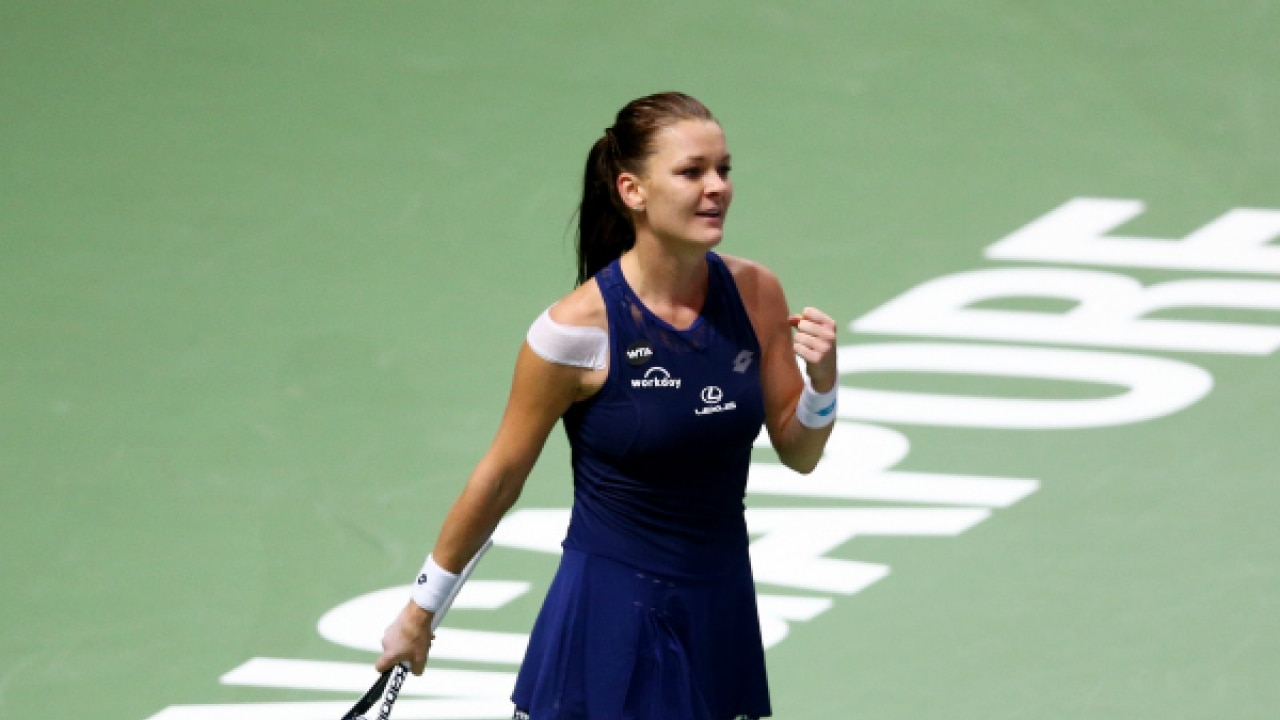 Sexy Leaked Agnieszka Radwanska naked photo 2017