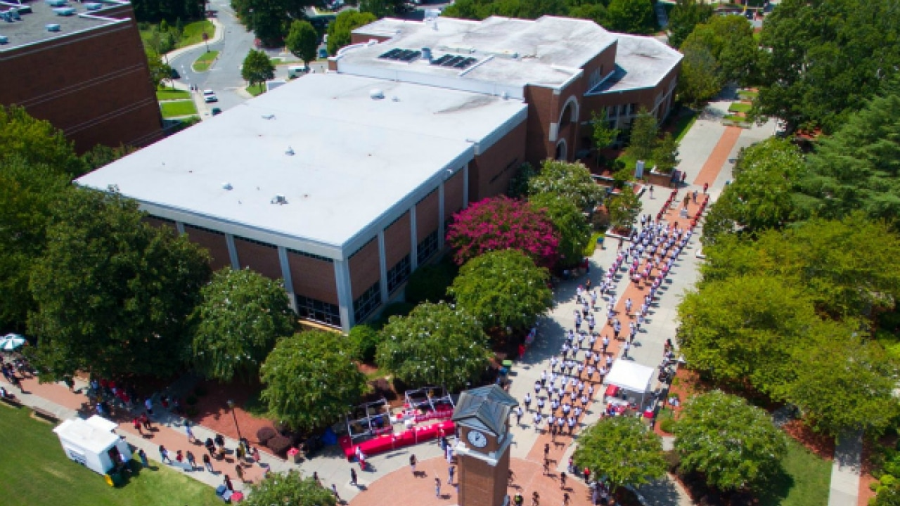 One killed in shooting at university in North Carolina