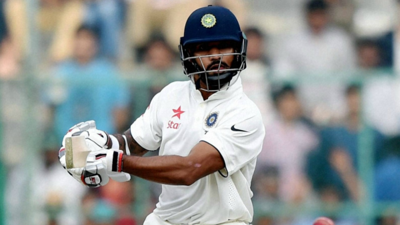 India v s South Africa 2nd Test  Dhawan-Vijay make merry after  Jadeja-Ashwin storm 7de9a50fe
