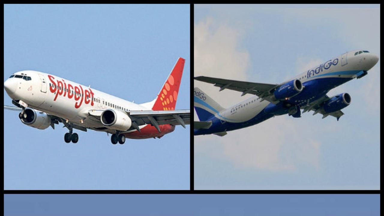 CCI slaps Rs 258 crore fine on Jet Airways, IndiGo, SpiceJet