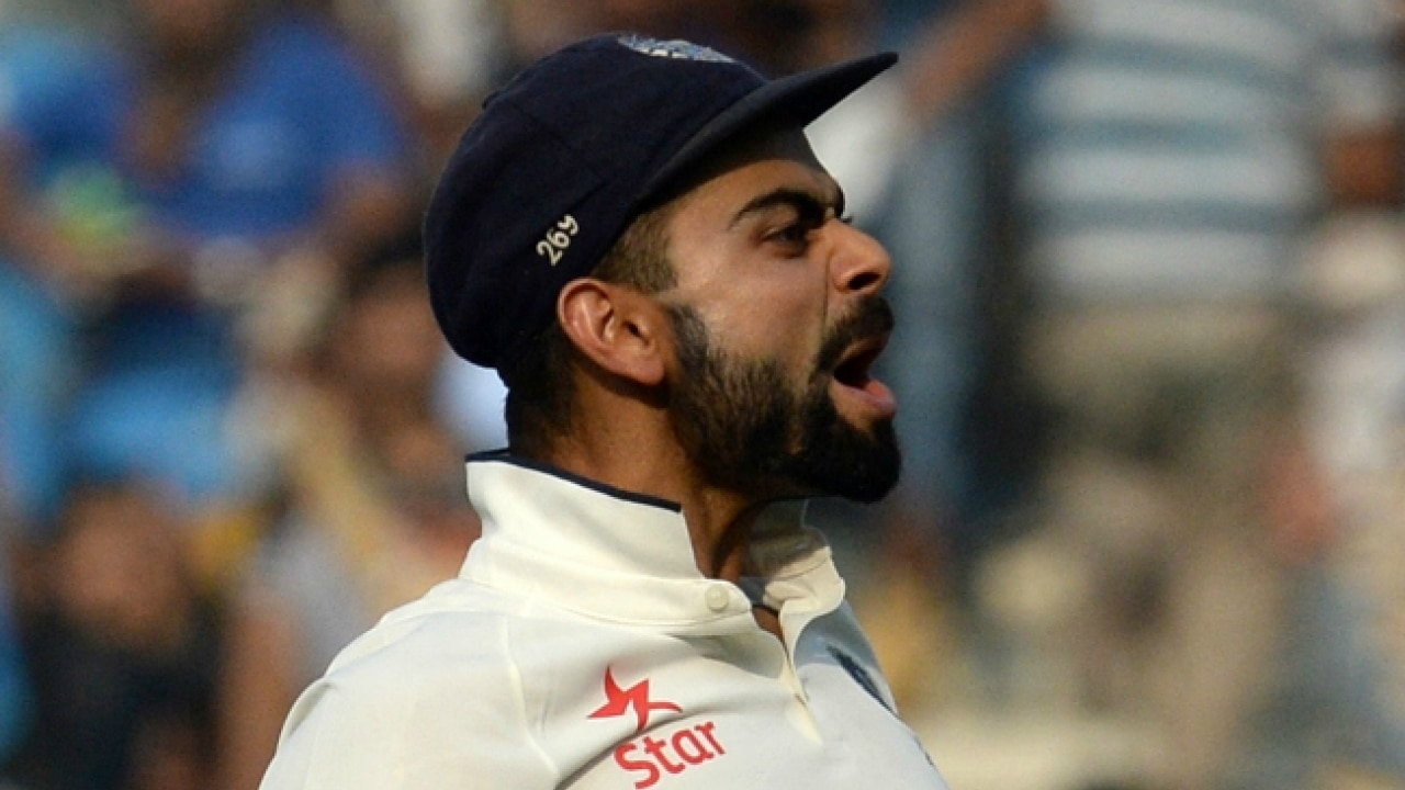 India vs South Africa: Kohli defends Nagpur pitch, takes a dig at critics