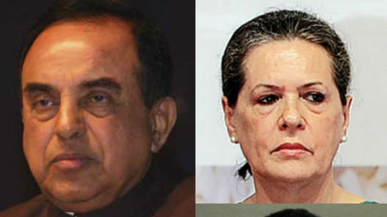 Rahul and Sonia Gandhi v/s Subramanian Swamy: All you need to know about National Herald case