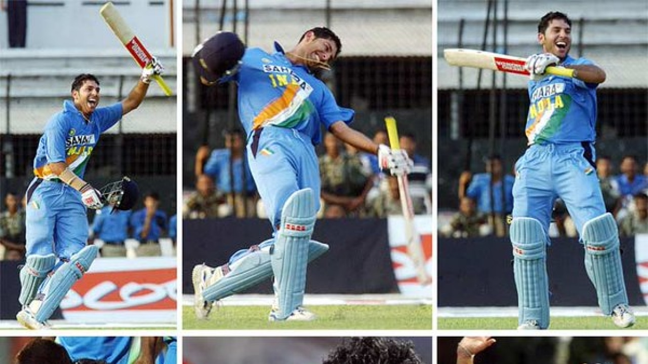Happy Birthday Yuvraj Singh Relive His Legendary Cricketing Moments
