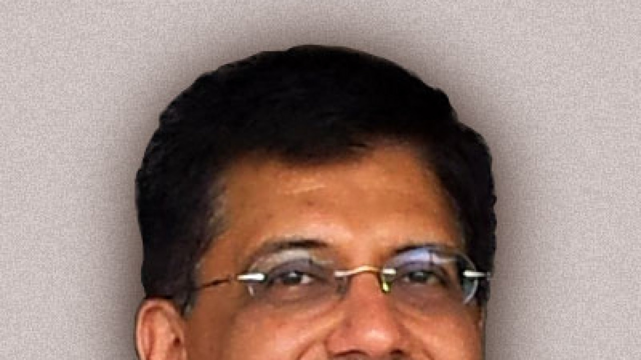 India's share to green house gases is mere 2.5%: Piyush Goyal