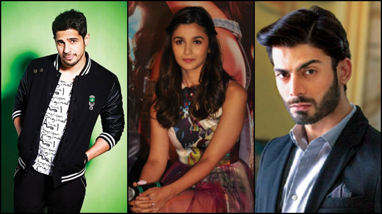 Sidharth, Alia, Fawad wrap up 'Kapoor and Sons'