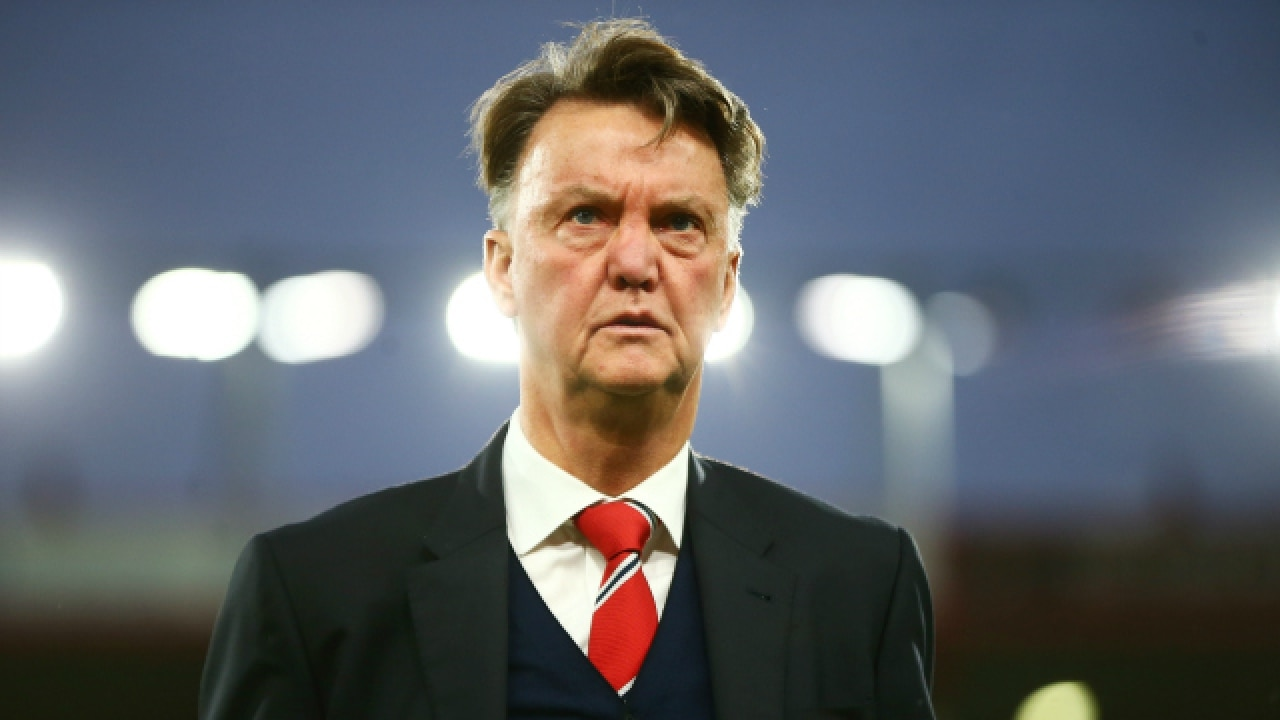 Is Louis Van Gaal planning to leave Manchester United?