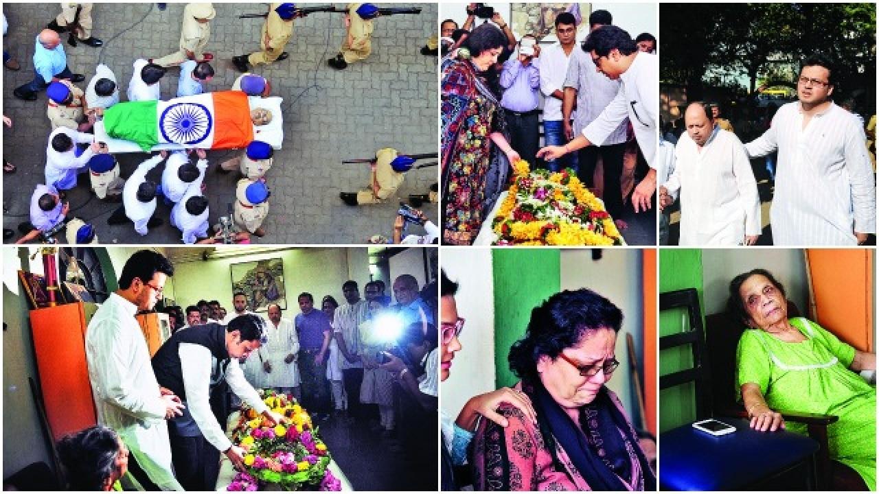 Marathi loses her most loved bard Mangesh Padgaonkar